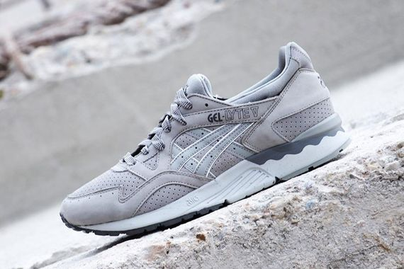asics-gel lyte v-light grey