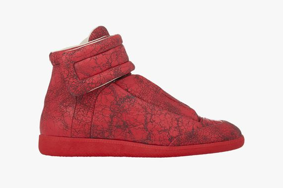maison margiela-craked-future high top