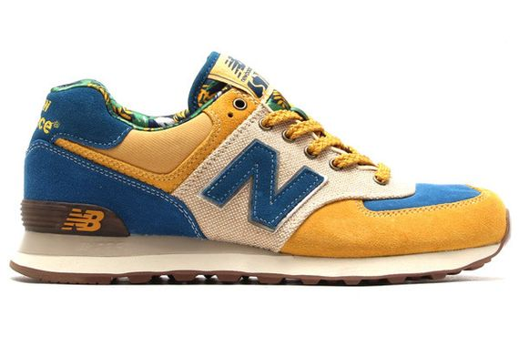 new balance-574-wheat