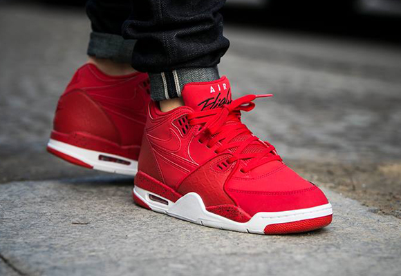 nike-air-flight-89-python-university-red