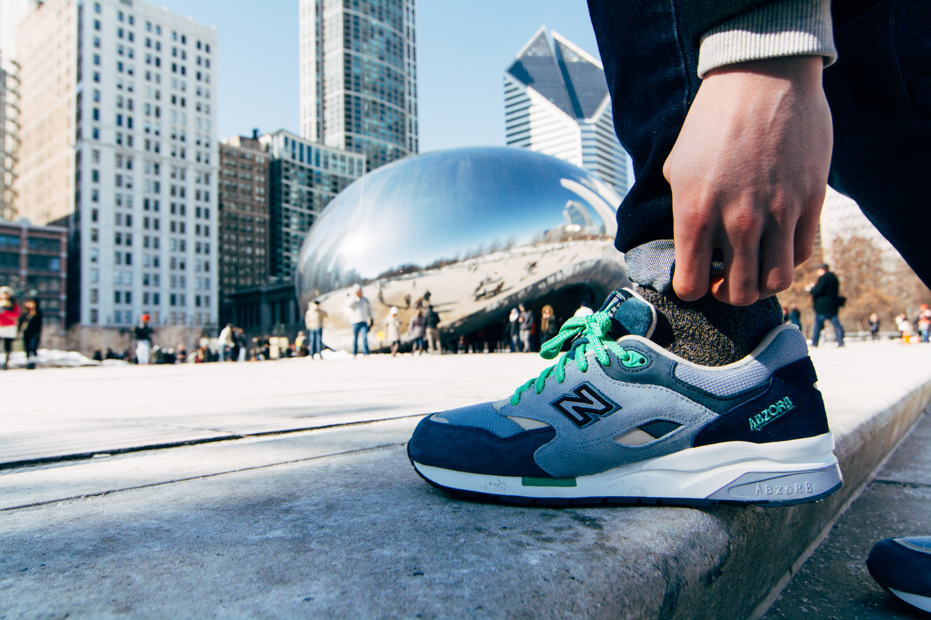 new balance 1600 finish line