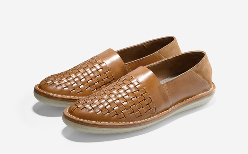 SP15_Cole Haan + Todd Snyder_Lewis Woven Loafer_British Tan_result