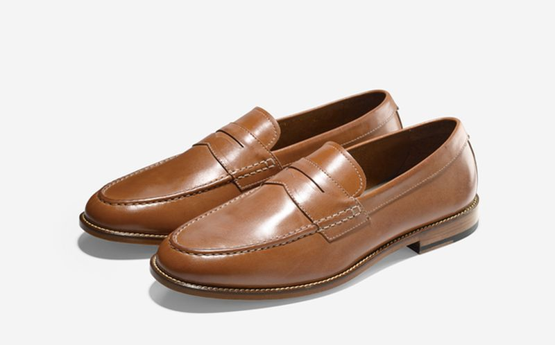 SP15_Cole Haan + Todd Snyder_Willet Penny Loafer_British Tan_result