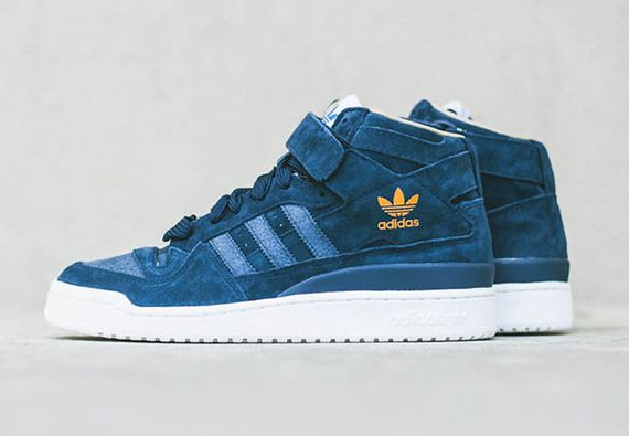 adidas-forum mid-navy