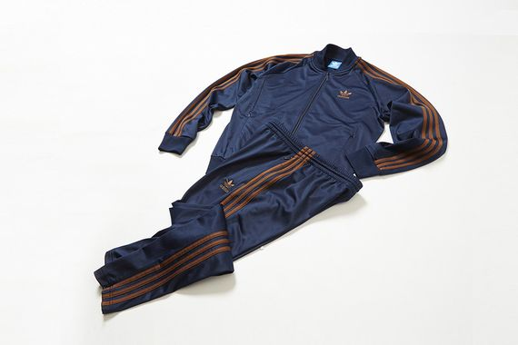 adidas og-beauty & youth-superstar tracksuit ss15