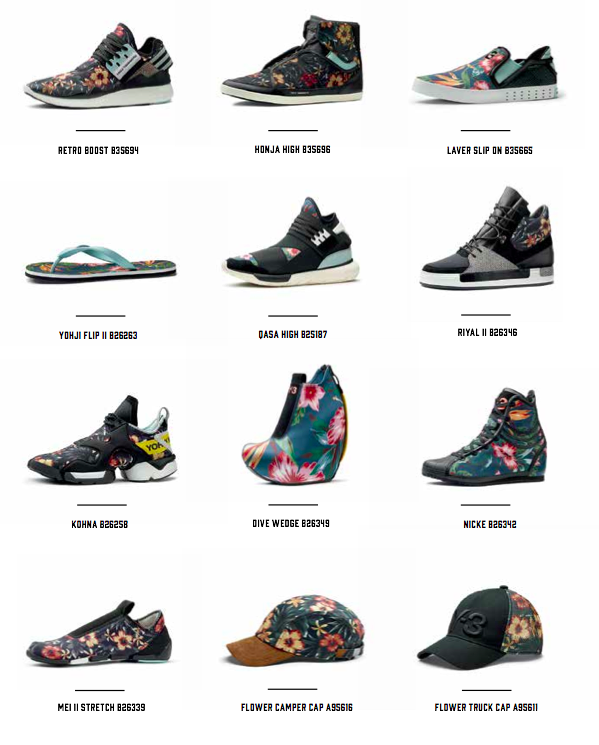 84bef9a47 adidas Y3 Spring   Summer 2015 Preview