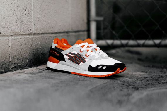 asics-gel lyte III-white-black-orange