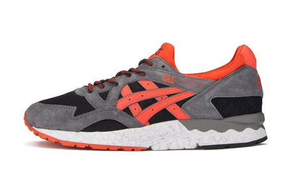asics-gel lyte v-orange-black