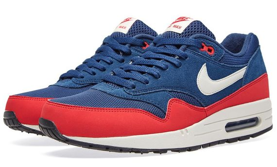nike-air max 1 essential-navy-red