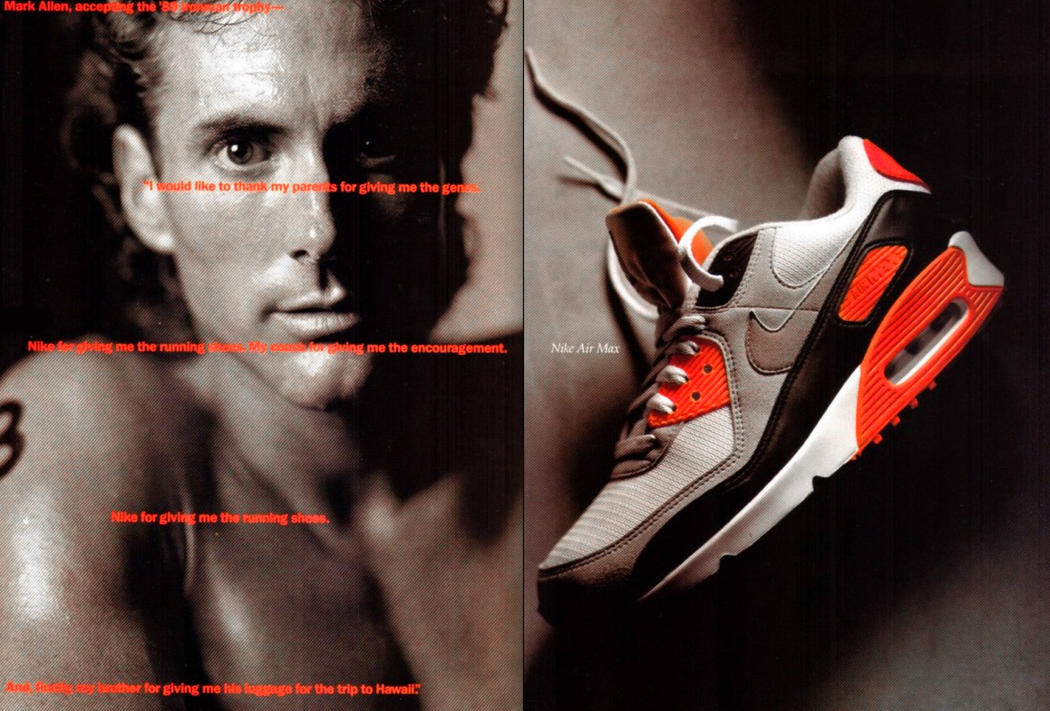 nike-air-max-90-infrared-mark-allen-magazine-ad