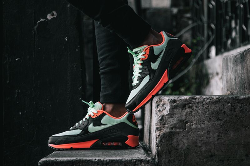 "Nike Air Max 90 Essential ""Mint Green"" – Sir Pierre's Godispåse"