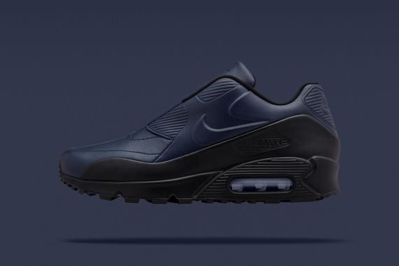 nikelab-sacai-air max 90-slip on