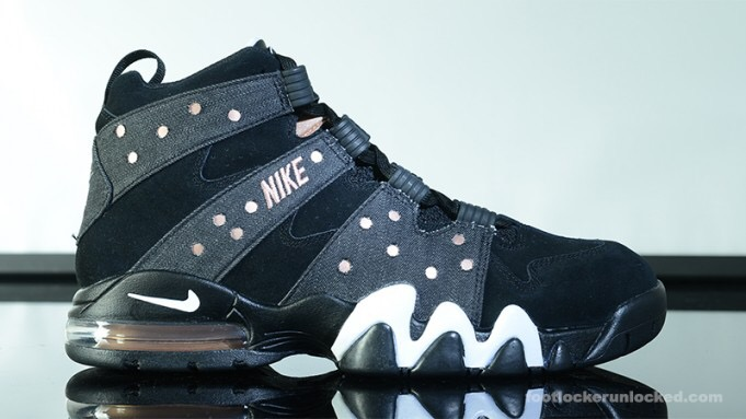 best sneakers aaf8b 6c1c0 ... uk nike gives charles barkleys signature nike air max2 cb 94 a denim  take for the ...