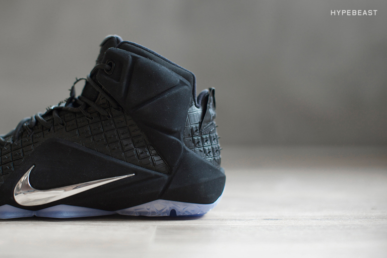 newest 85dae 9af72 ... a closer look at the nike lebron 12 .