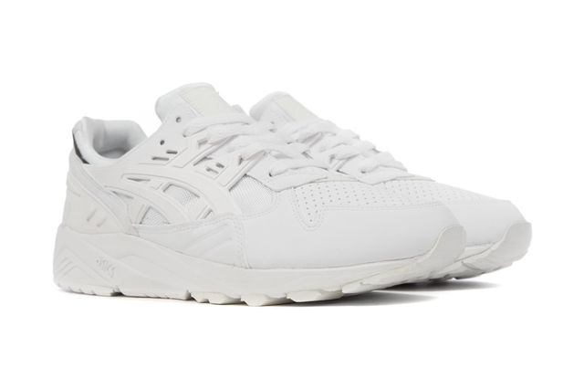 asics-gel kayano-white