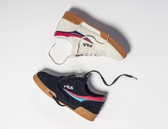 sports shoes 933da c7dff Fila and DGK collaborate on the Original Fitness silhouette
