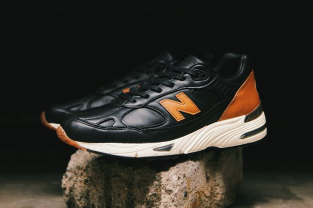 horween leathers-new balance-991
