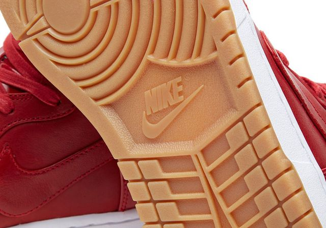 nike-dunk high lux sp-gym red_07