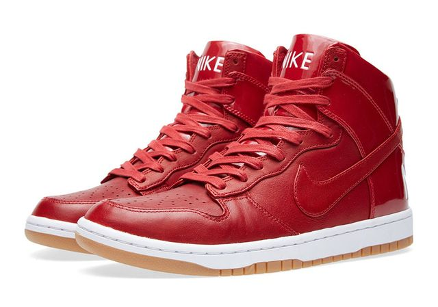 nike-dunk high lux sp-gym red_08