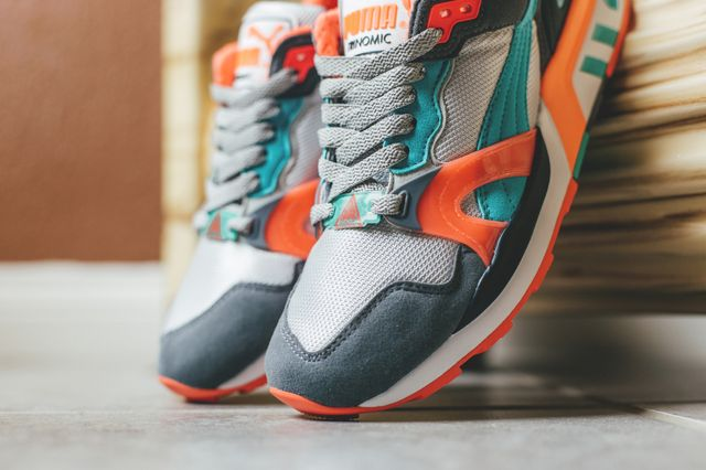 puma-trinomic xt2 plus-teal-orange