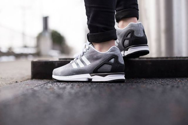 adidas-zx flux-grey-white-black