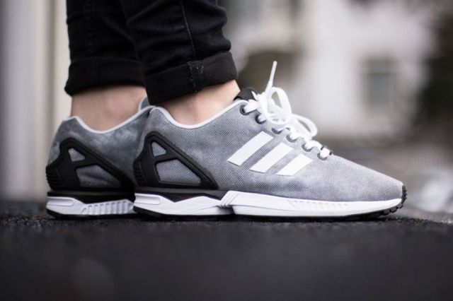"adidas ZX Flux Decon ""Grey Camo"