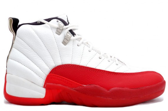 air jordan retro 12 cherry red