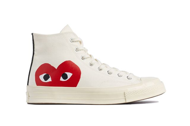 commes des garcons play-converse-chuck taylor 70
