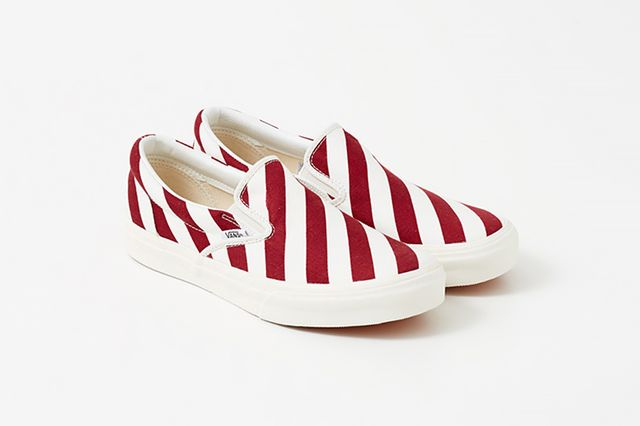 freemans sporting club-vans-slip on summer 15