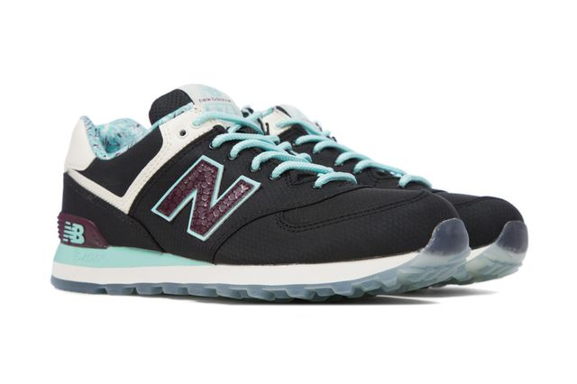 new balance-574-luau black-blue