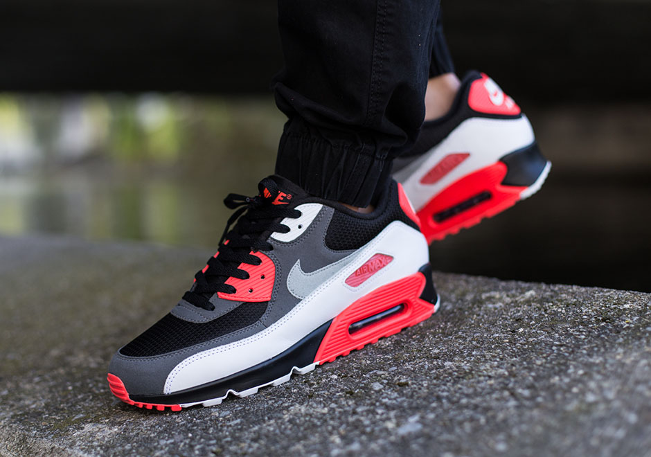 Modern Air Max 90 Infrared | Professional Standards Councils