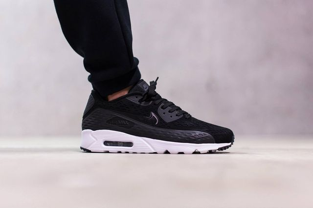nike-air max 90 ultra breeze-black