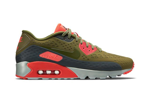 nike-air max 90 ultra breeze-scenery green