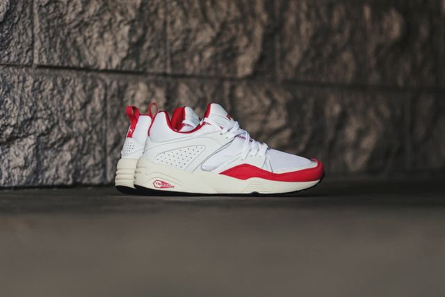 puma-blaze of glory-white-red