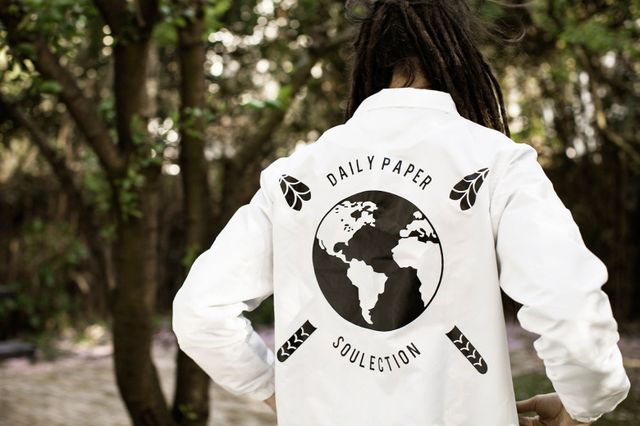 soulection-daily paper-coach jackets