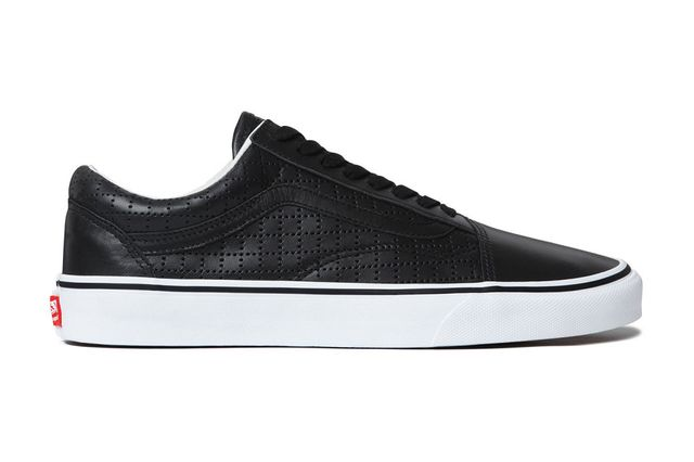 supreme-vans-old skool perforated leather pack