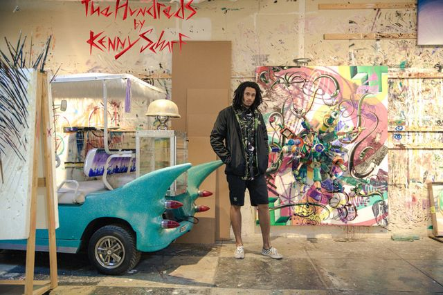 the hundreds-kenny scharf-ss15_02