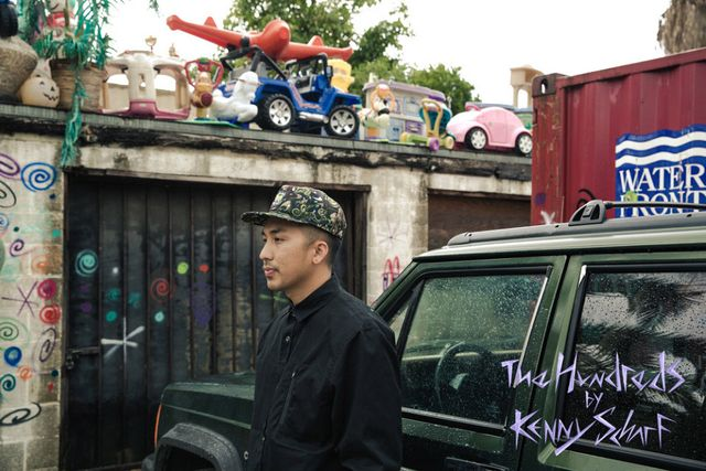 the hundreds-kenny scharf-ss15_14
