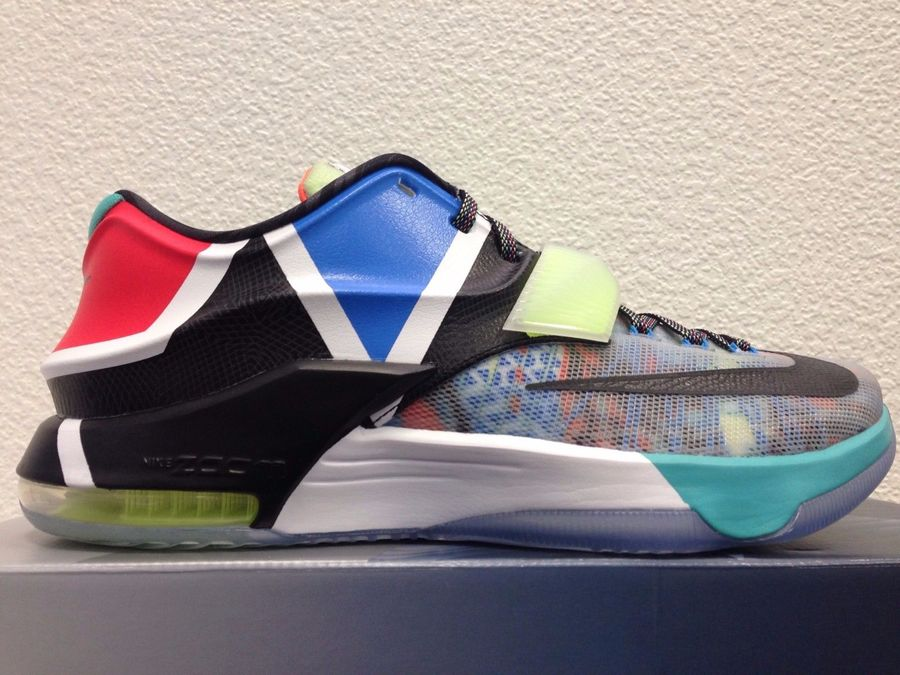 What the kd 7 release date