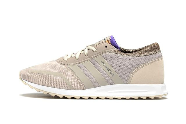 adidas-los angeles-clear brown