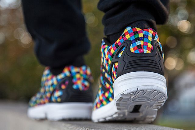 adidas-zx flux-reflective woven pack