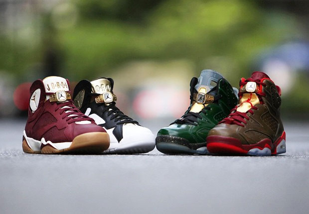 air-jordan-cigar-champagne-pack-comparison