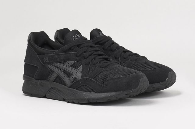 asics-gel lyte v-tonal black-blue