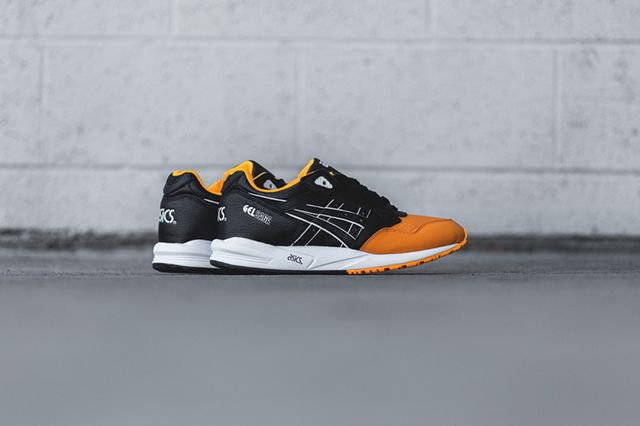 asics-gel saga-orange pop-black