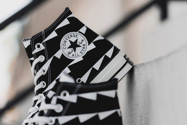 converse-chuck taylor all star-black-white pattern_02