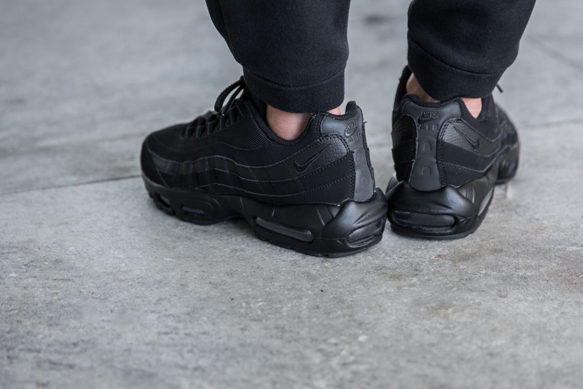 nike air max 95 black anthracite premium