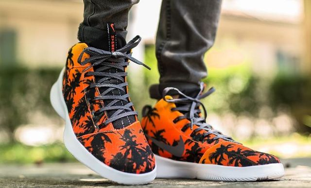nike-hyperfr3sh qs-palm tree-total orange