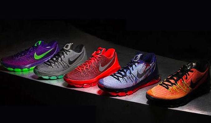 Nike KD 8 Unveiled