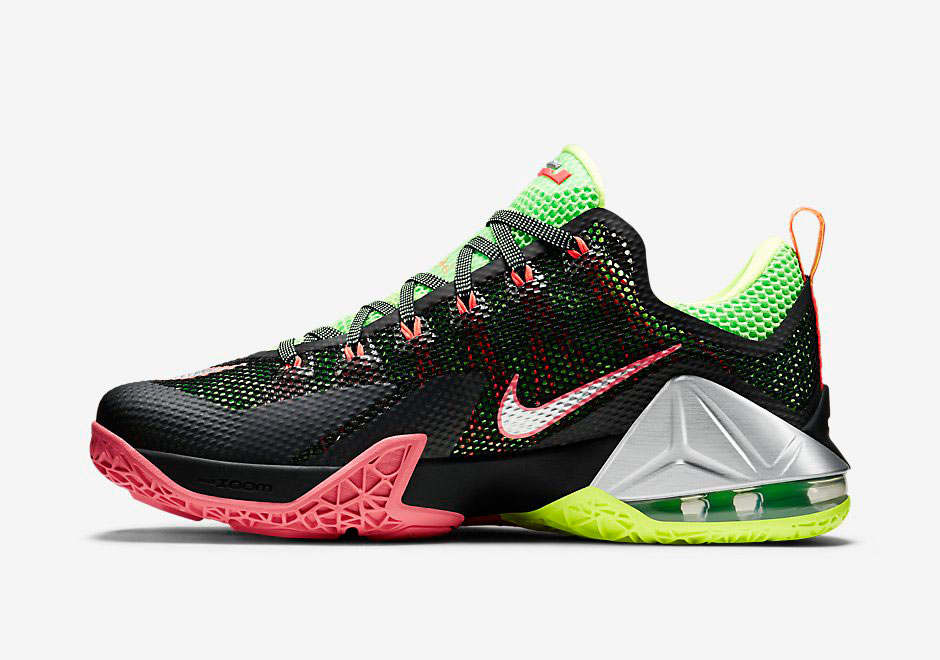 nike-lebron-12-low-remix-volt-hot-lava-1