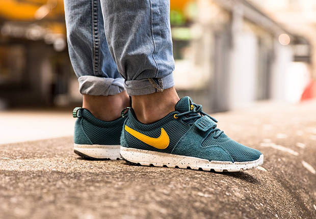 nike sb-trainerendor-night factor-maize